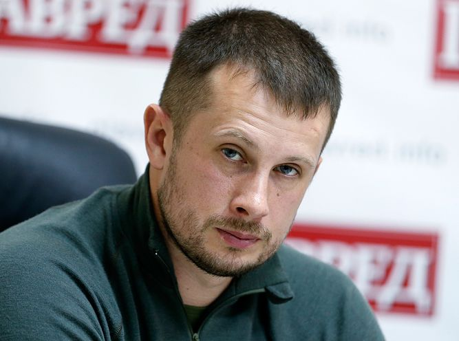 Билецкий признался, как ветераны в Золотом перепрятали оружие