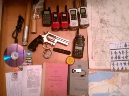 СБУ задержала экстремистов на Одесчине