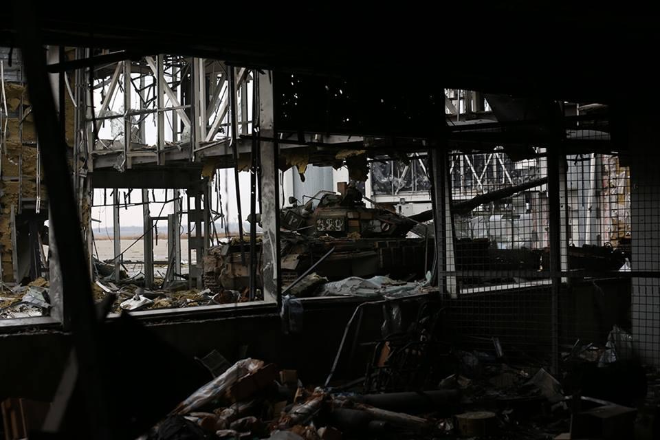 Генерал сообщил, что сейчас в донецком аэропорту есть сепаратисты - Новости Донбасса