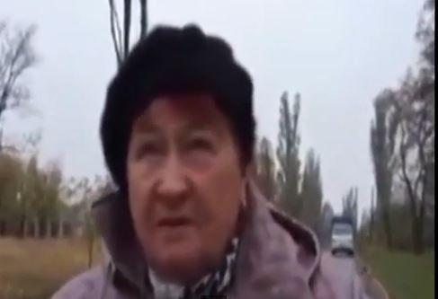 Пенсионерки Снежного.