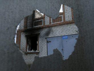 Разрешения в Донецке, иллюстрация