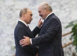 Путін, Лукашенко, Мінськ, саміт