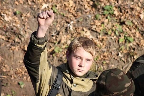 Боевики ДНР хотят обучать детей стрельбе
