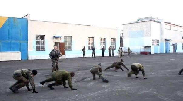 Боевики превратили детей в солдатов