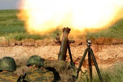 Обстрелы под Мариуполем, иллюстрация