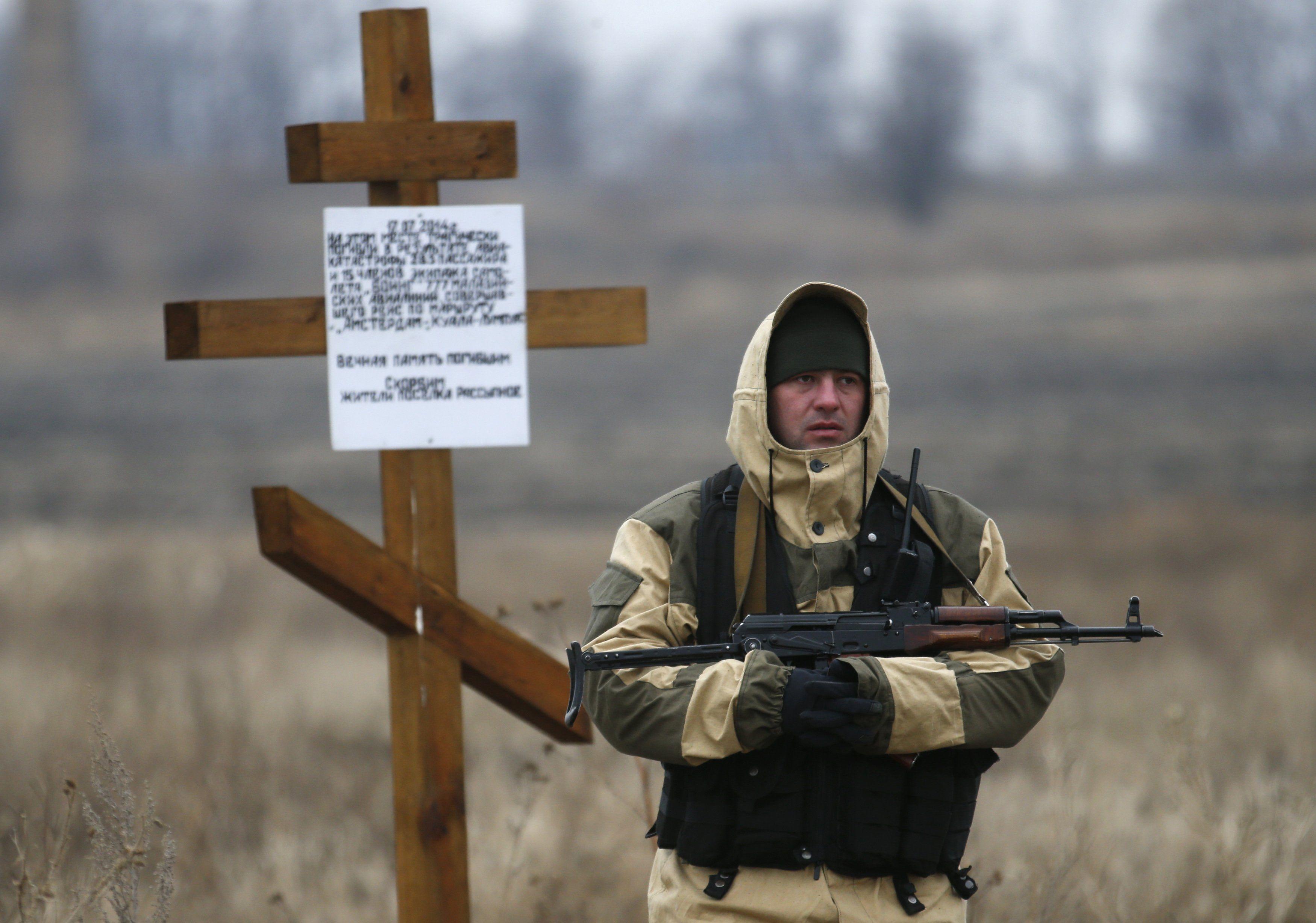 Число жертв войны на Донбассе исчисляется тысячами