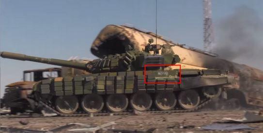 Россия перебрасывает на Донбасс танки