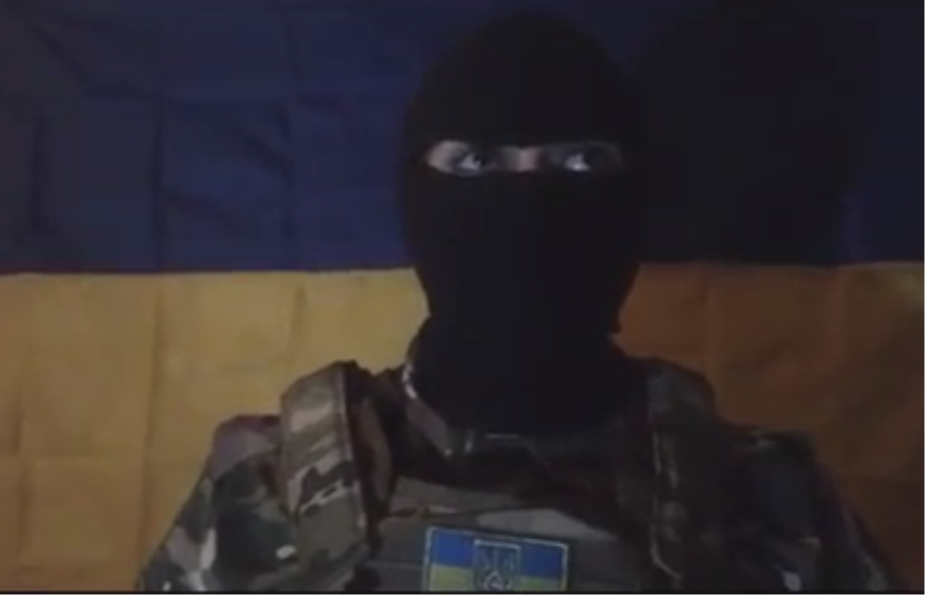 Партизан из Луганска