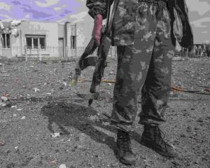 Боевик на Донбассе, иллюситрация