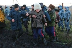 На Донбассе спецназ РФ зачищает