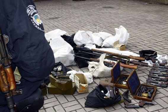 Спецоперация в Донецке