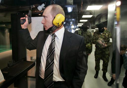 Путин шантажирует мир большой войной