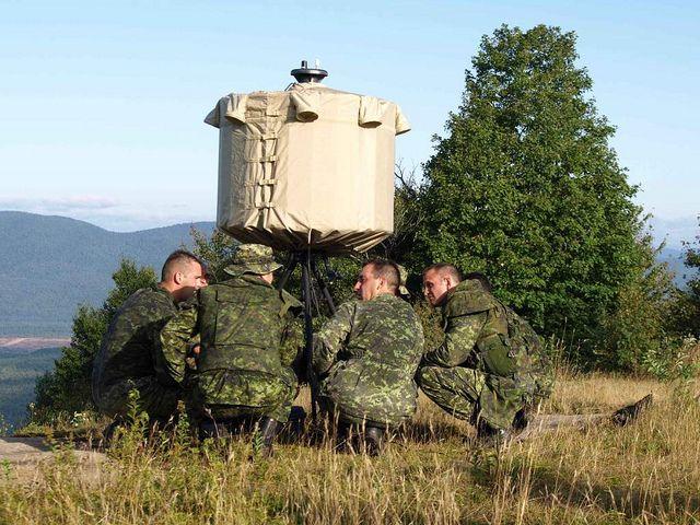 США поставили Украине радарные системы, иллюстрация