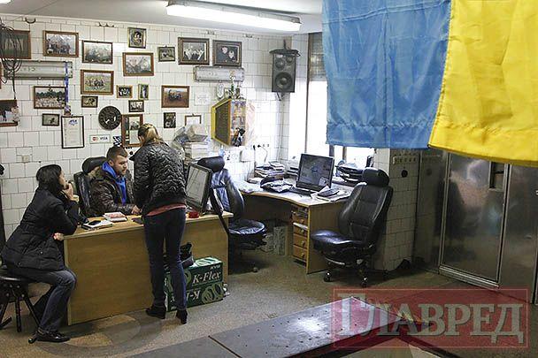 Украинские волонтеры