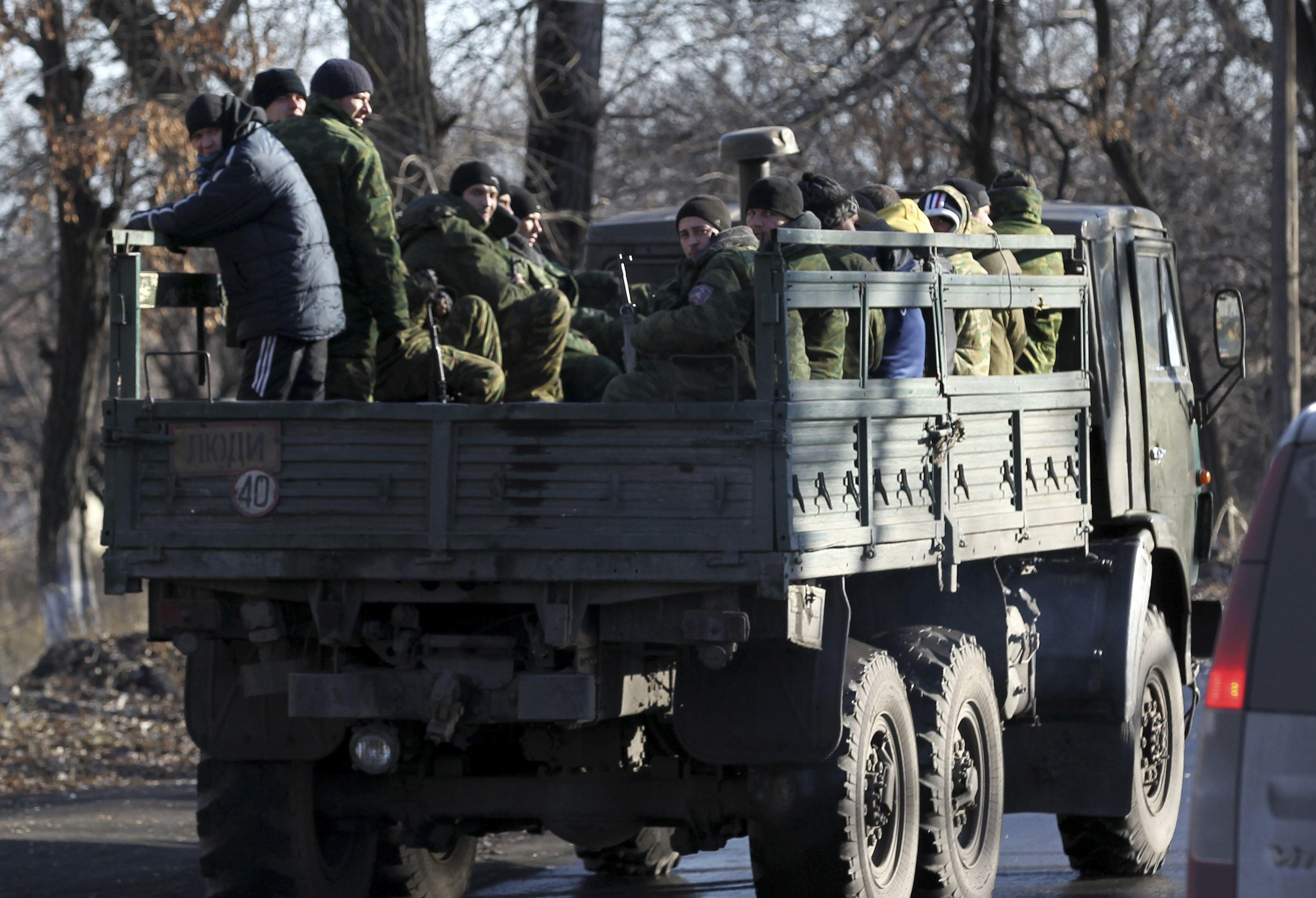 """Результат пошуку зображень за запитом """"россия войска на донбассе"""""""