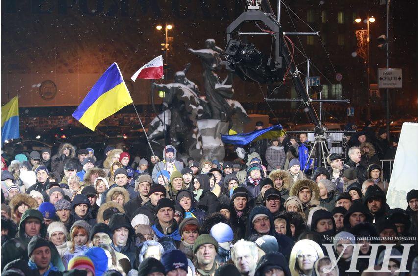 Украинцы выкинули из власти один клан ради другого