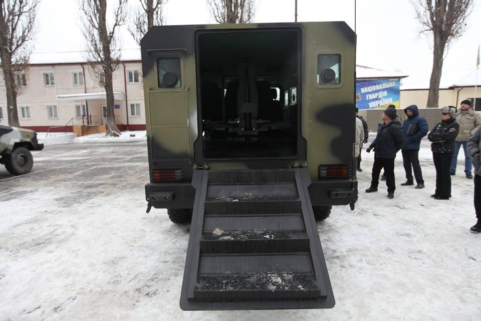 """Новый украинский броневик """"Козак"""" прошел испытания: опубликованы фото"""