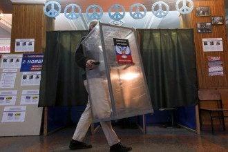 РФ готовит выборы на Донбассе