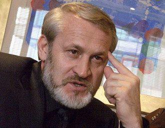 Ахмед Закаев, которого Кремль называет террористом.