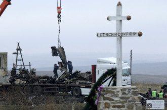 """Крушение """"Боинга-777"""" на Донбассе, иллюстрация"""