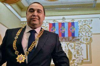 Главарь ЛНР Плотницкий берет под контроль добывающую промышленность