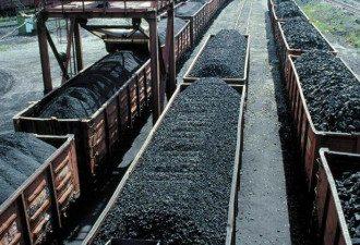 уголь, вагоны