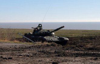 Танки боевиков на Донбассе, иллюстрация