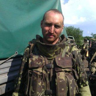 Мирослав Гай, 9 июня под Славянском