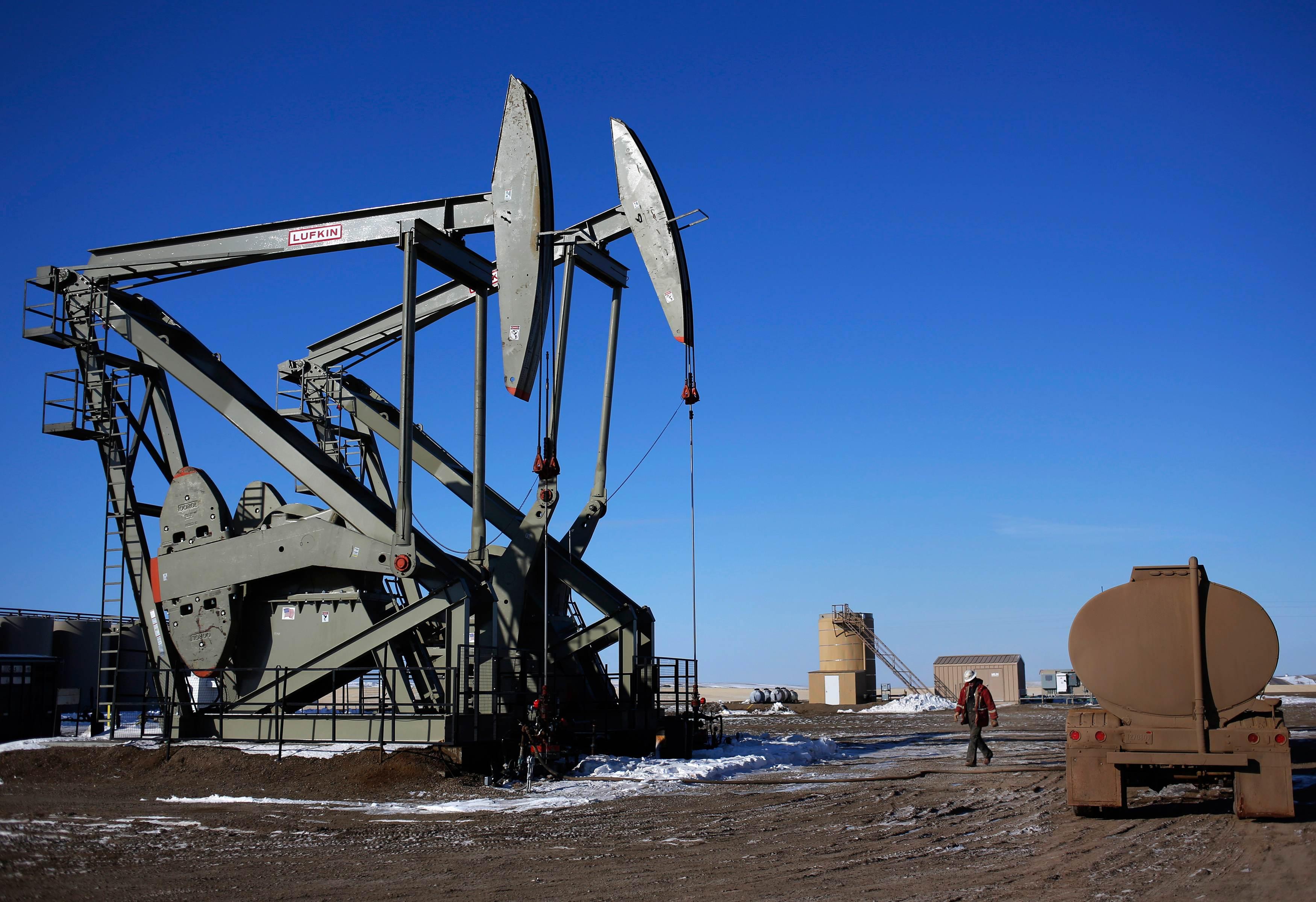 Цены на нефть резко обвалились