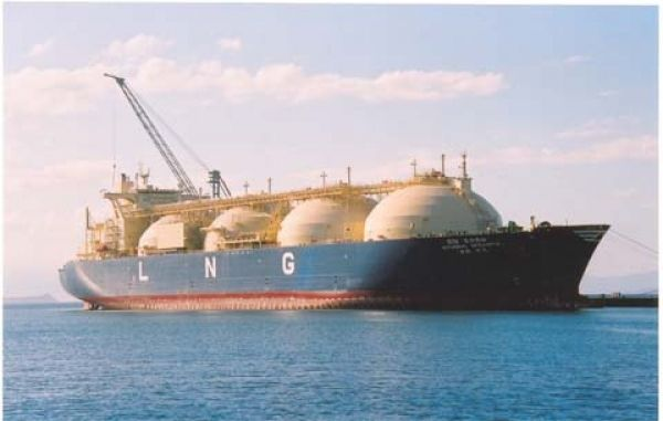 Украина может получать сжиженный газ из Катара