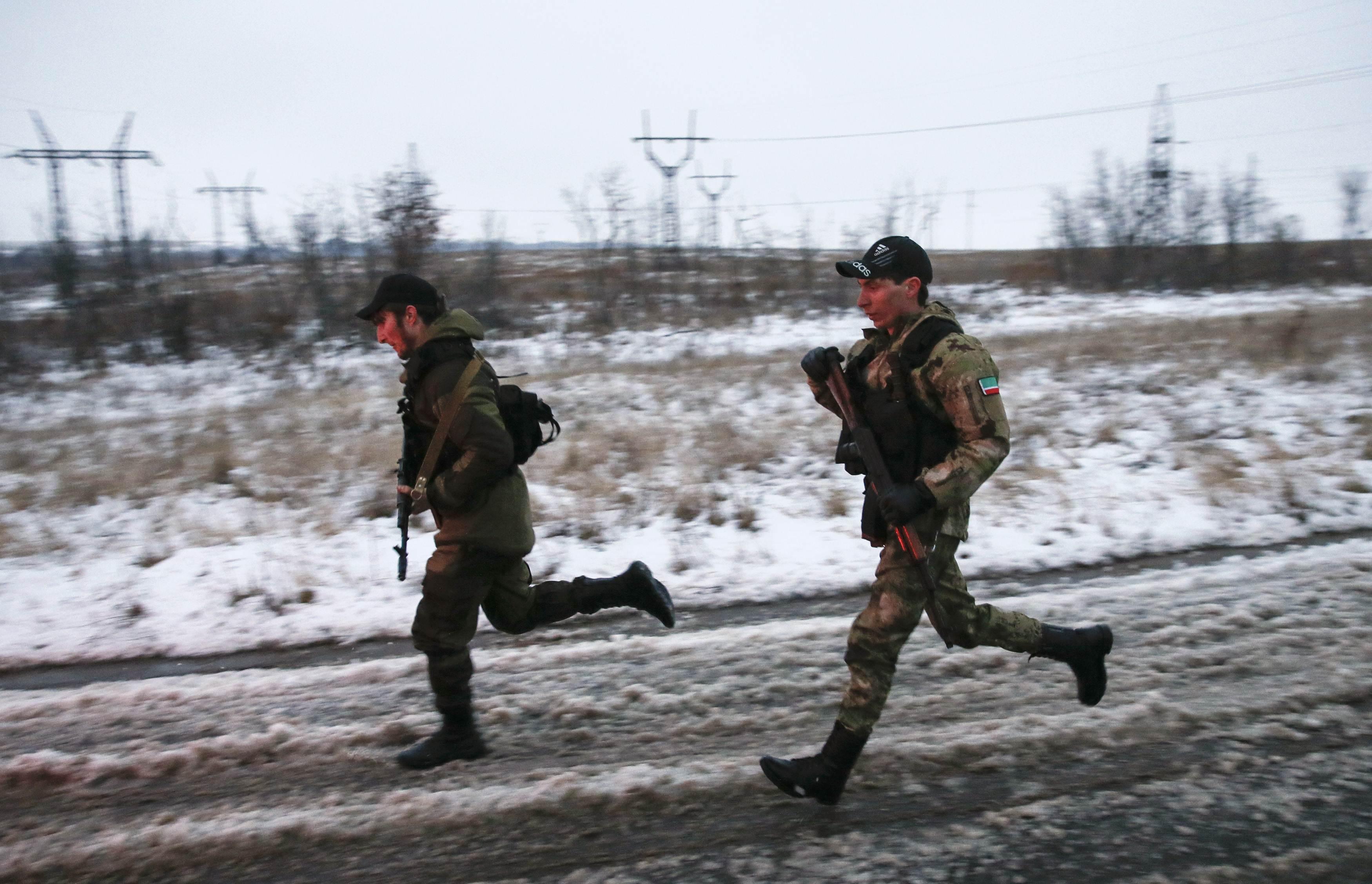Наемники на Донбассе, иллюстрация