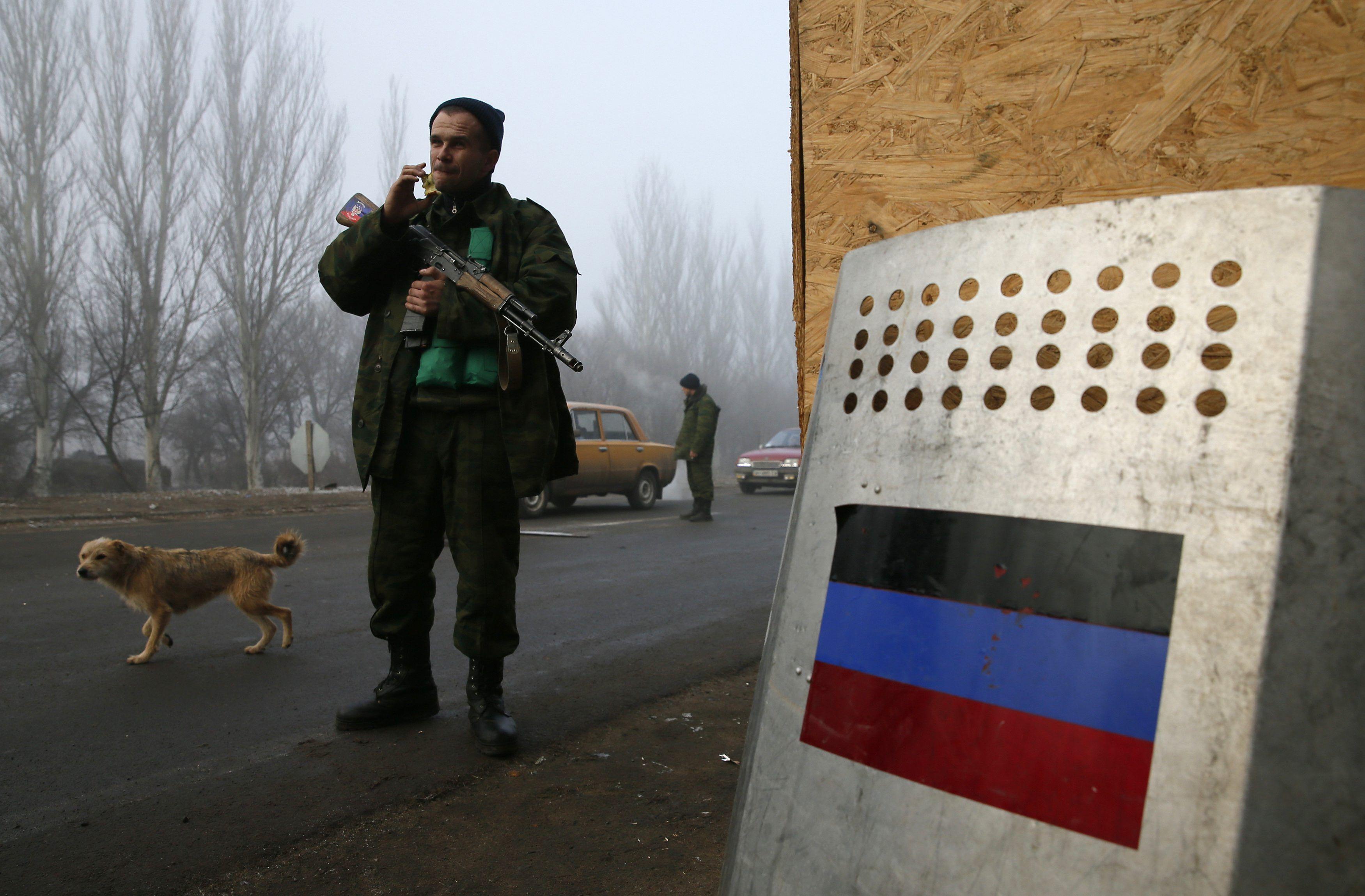 Боевики вывезли в Россию целое предприятие