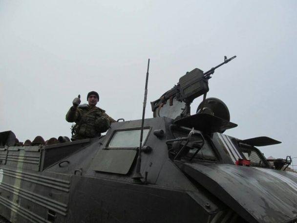 Под Мариуполем боевики дважды обстреляли позиции силовиков