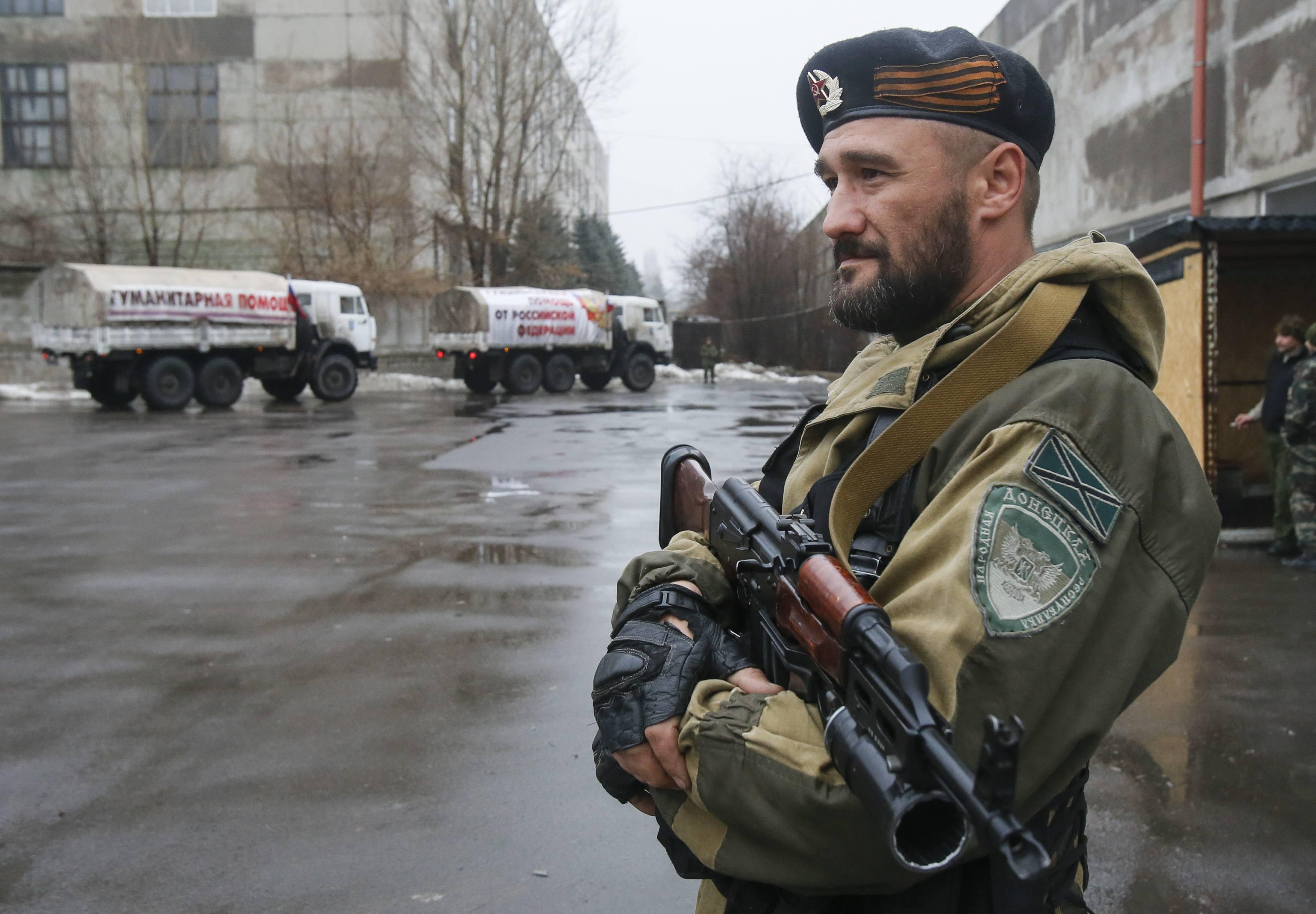 Боевики ищут украинских партизан