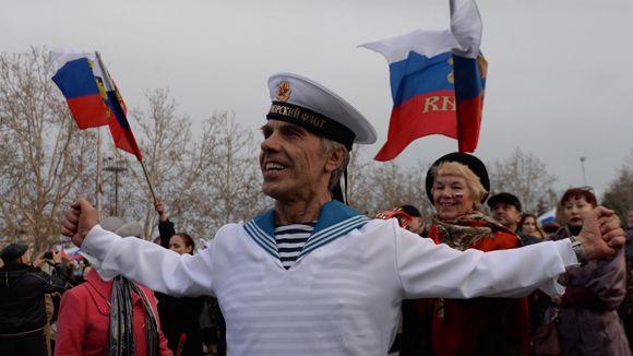Радость крымских пенсионеров была не долгой
