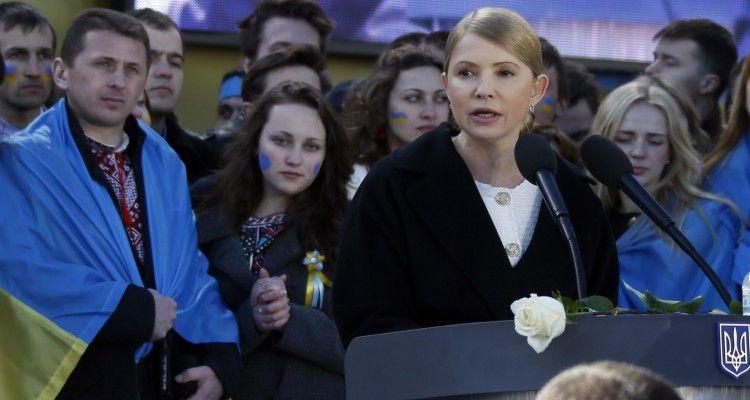 Тимошенко привлекла молодежь в первую десятку списка