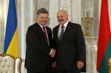 Лукашенко в воскресенье встретится с Порошенко