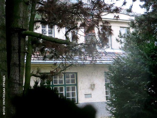 Новый обнаруженный дом Азаровых