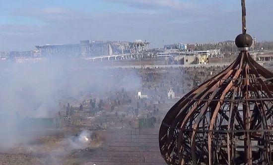 Боевики в Песках пошли в атаку