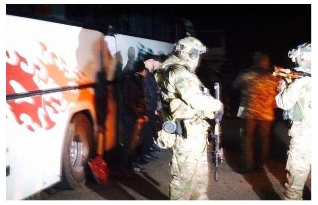 Обмен пленными, фото российских журналистов