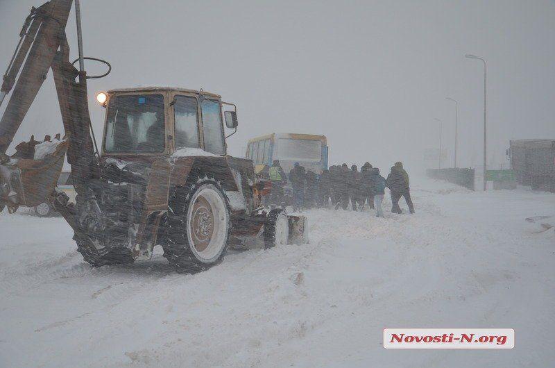 В Николаевской области объявлена чрезвычайная ситуация