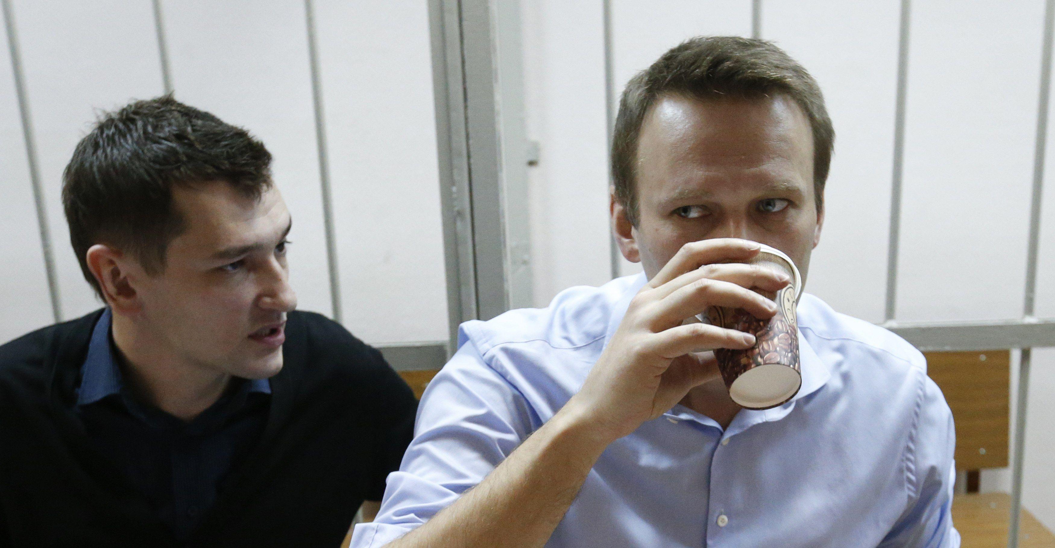 Навальный Олег, Алексей