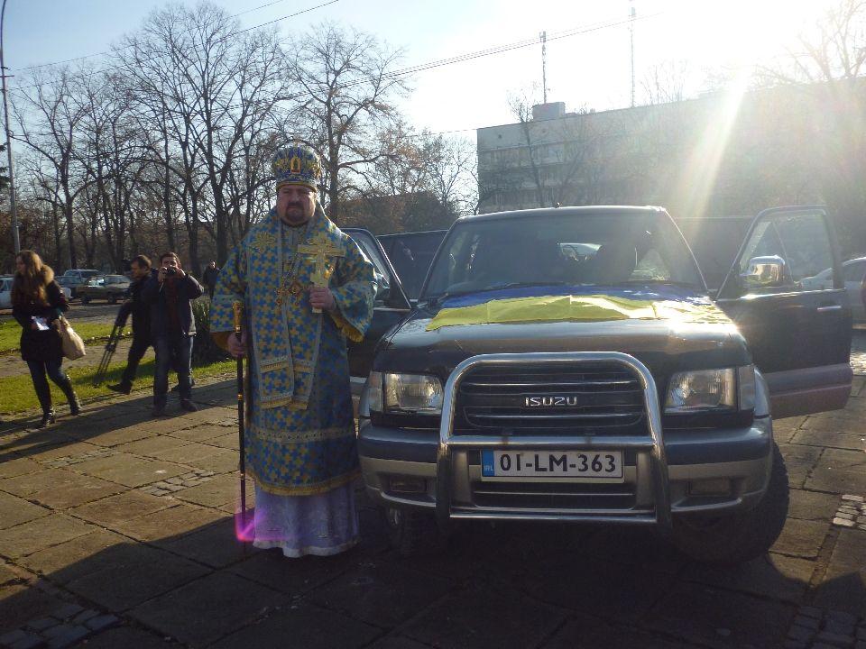 """""""Мирный"""" епископ Кирилл"""