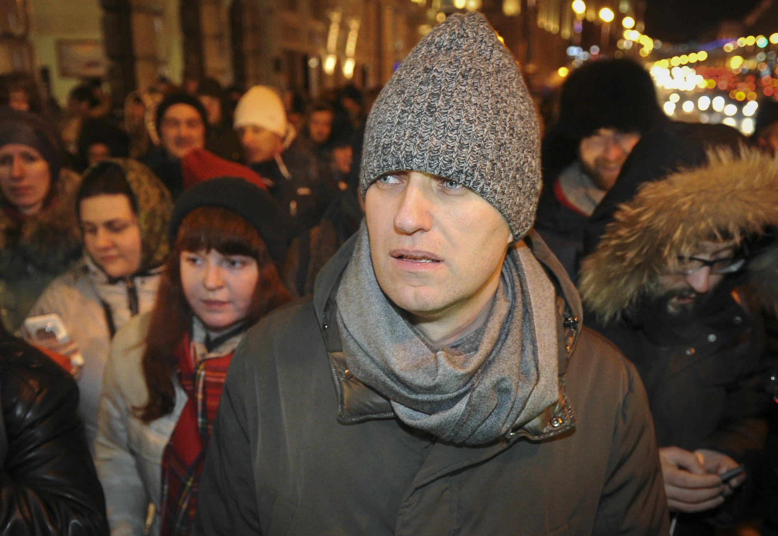 Навальный обещает массовые выступления