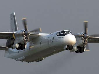 Стали известны имена погибших при крушении Ан-26