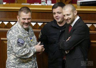 Семенченко рассказал про Объединенный штаб добровольцев