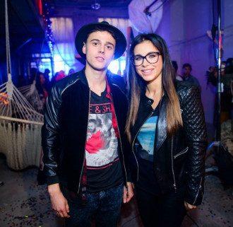 Ани Лорак и Никита Алексеев