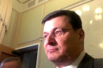 Глава Минздрава Александр Квиташвили