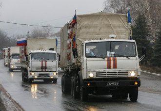 """""""Гуманитарная помощью"""" для Донбасса."""