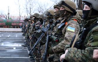 Армию увеличат до 250 тысяч человек